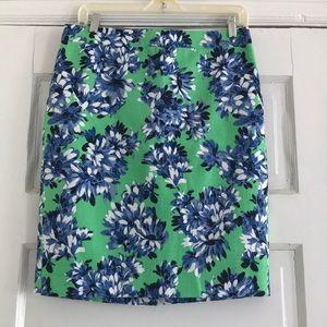 J. Crew Pencil Skirt size 4